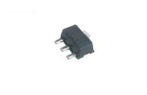 Stabilizátor 78L05F smd  +5V/0.1A  SOT89   IO