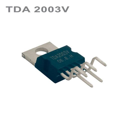 TDA2003V   /18114/  IO   RoHS  TO220-5