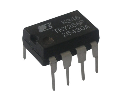 TNY268P  -  Výkonový obvod impulzního zdroje