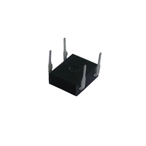 Můstek diod.  1A/ 600V  DF06  DIL4