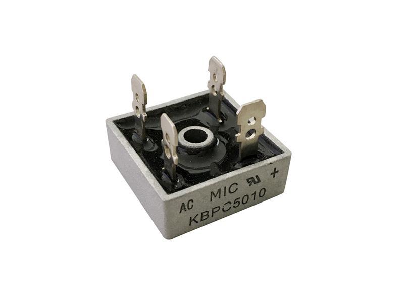 Můstek diod. 50A/1000V  KBPC5010