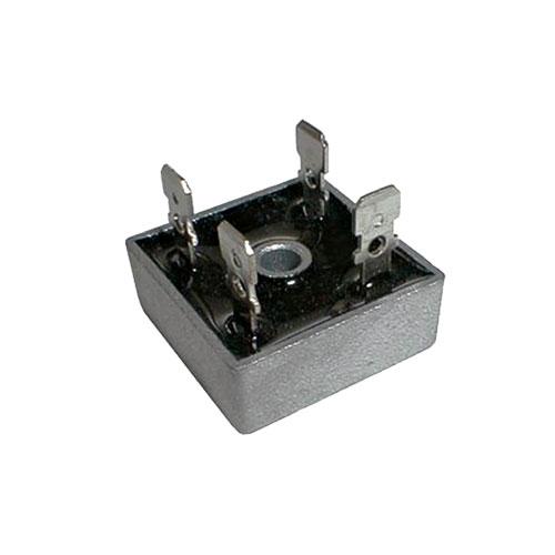 Můstek diod. 50A/ 600V  KBPC5006  faston