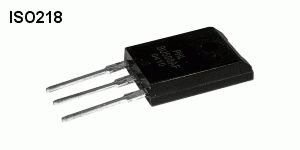2SC3281  NPN 200V,15A,150W  ISO218