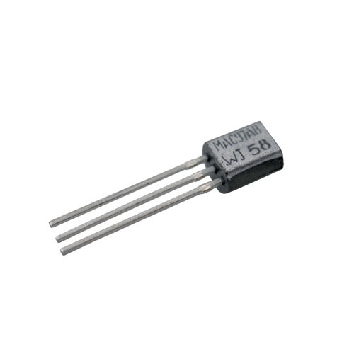 Tranzistor BC547A  NPN 45V,0.1A,0.5W,100MHz  TO92
