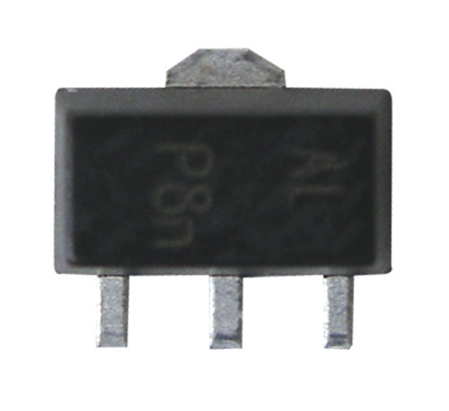 Tranzistor BCX 53-16 SMD,SMD PNP NF 80V/ 1A/ 50 MHz