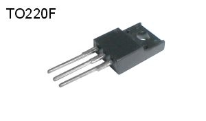 P6NB80FP  N-MOSFET 800V,5.7A,45W,1.9R  TO220F