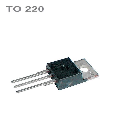 Tranzistor TIP50  NPN 400V,1A,40W  TO220