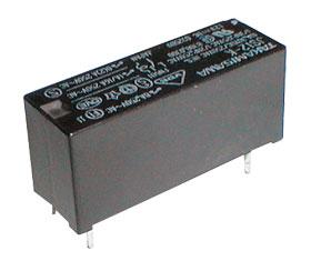 Relé 24V 8A/250VAC  1x přep.  JS-24-K