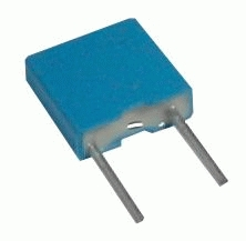 Kondenzátor svitkový 330N/63V MKT  rm5   C