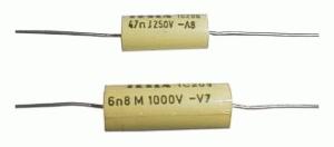 Kondenzátor svitkový  47N/250V TC206  C  *