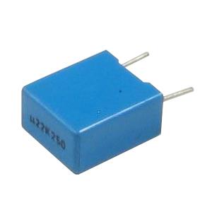 Kondenzátor svitkový radiální 220n/250V TC354, RM10mm
