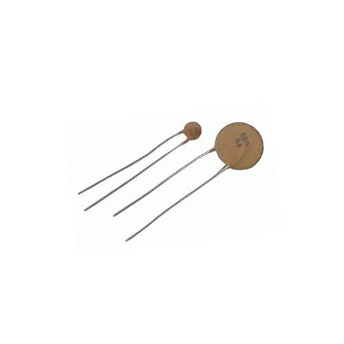 Kondenzátor keramický 100N/50V mono   r=2,54mm