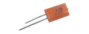 Kondenzátor elektrolytický   2M/35V TE005   rad.C  DOPRODEJ