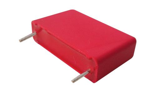 Kondenzátor impulzní  390N/250V  RM 22,5mm