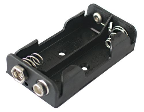 Pouzdro baterie  R6x2  vedle sebe