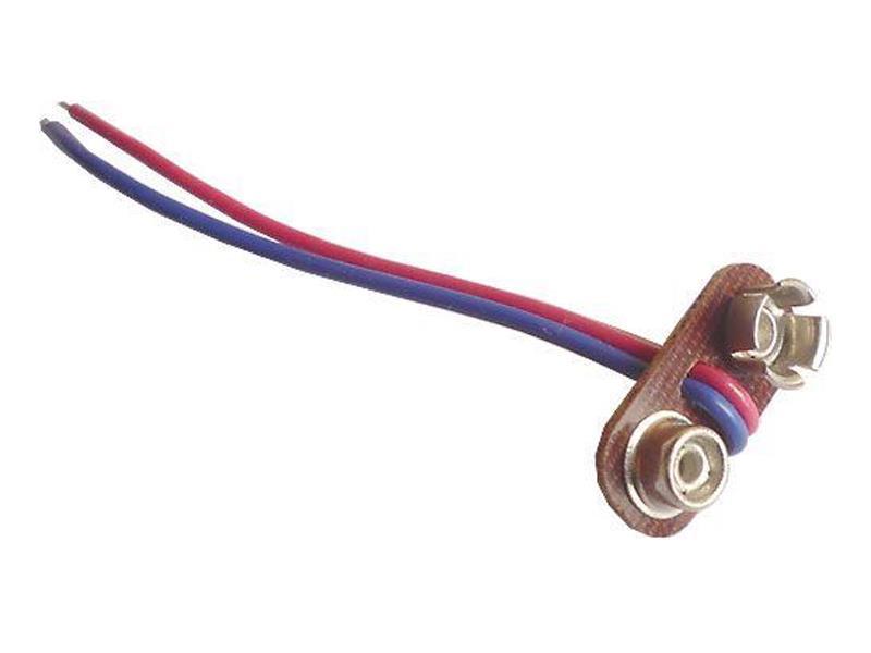 Patentka 9V typ T, vývod 7cm