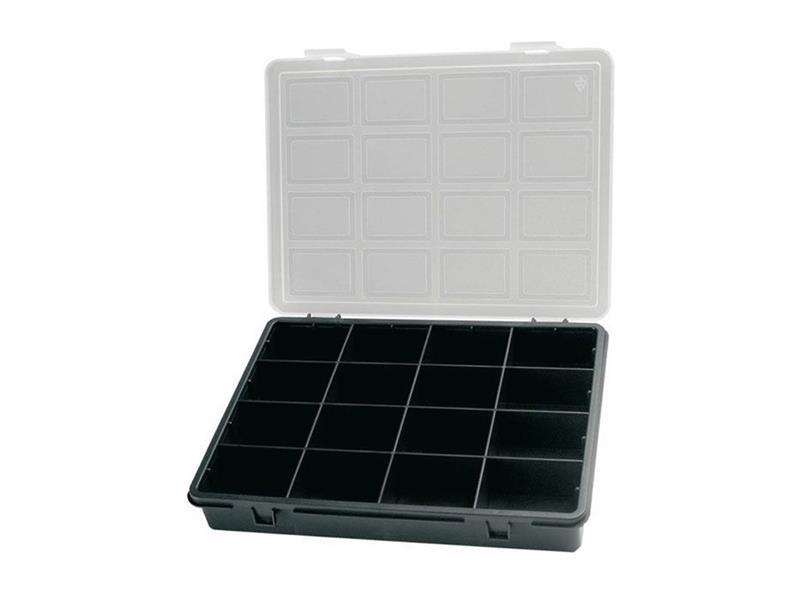 Organizér, 16 přihrádek (242x188x37) plastový