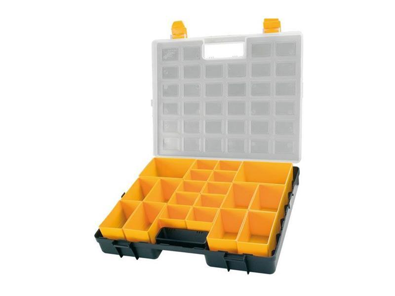 Organizér, 20 vyjímatelných sekcí  (372x314x70)