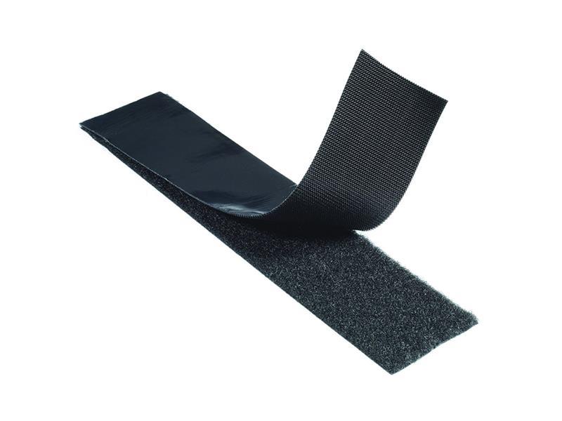 Samolepící suchý zip 1 m, šíře 8 mm