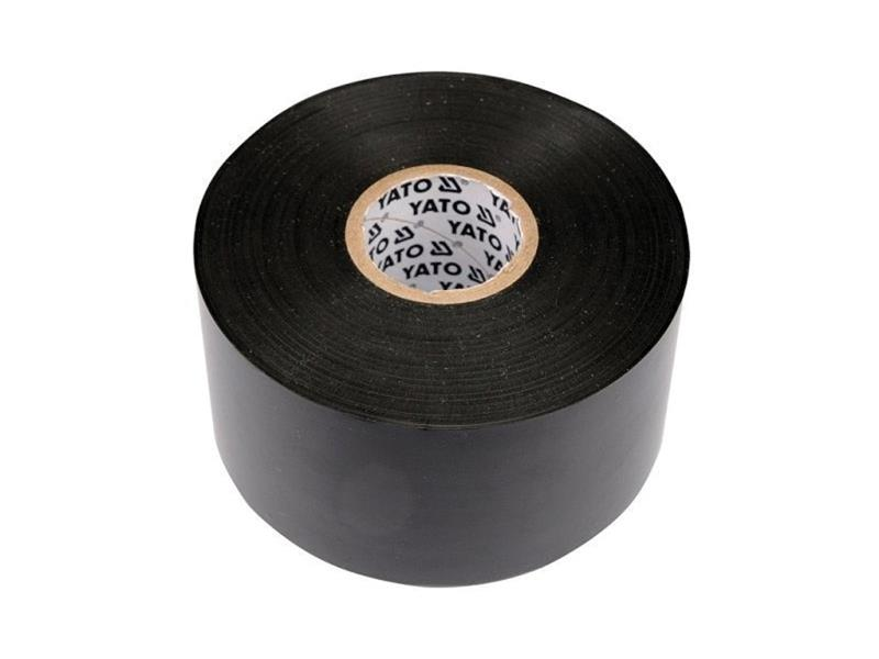 Páska izolační PVC 55/33m  černá YATO
