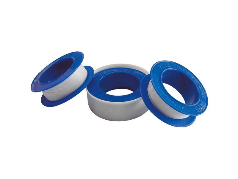 Páska teflonové izolační, sada 3ks, 12mm x 10m, tloušťka 0,075mm, EXTOL CRAFT