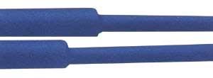 Bužírka smršťovací -   3.0 / 1.50mm modrá