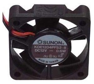 Ventilátor 40 x 40 x 10 mm 12V SUNON CY 410