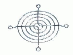 Ventilátor  mřížka   40x40mm
