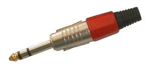Konektor Jack 6.3 stereo kov HQ