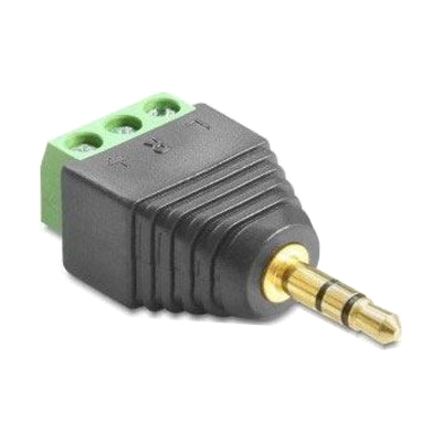 Konektor Jack 3.5  stereo se svorkovnicí