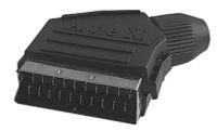 Konektor SCART kabel 21pin