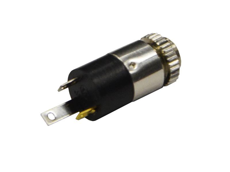 Konektor 3.5 mm - Zásuvka HQ LUM-KLB4