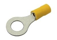 Očko  8.4mm, vodič 4.0-6.0mm  žluté