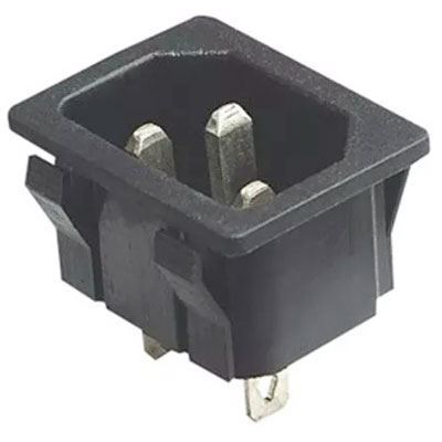 Konektor AC k počítači panel AS04