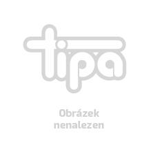 Zásuvka počítačová 2x 8p8c na omítku (RJ45 Cat.5e 2-port)