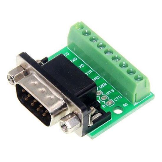Konektor CANON 9PIN se svorkovnicí