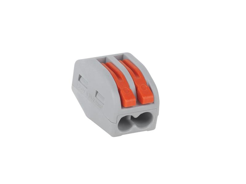 Svorka PCT58102 2 x 0,75-2,5 mm s páčkou