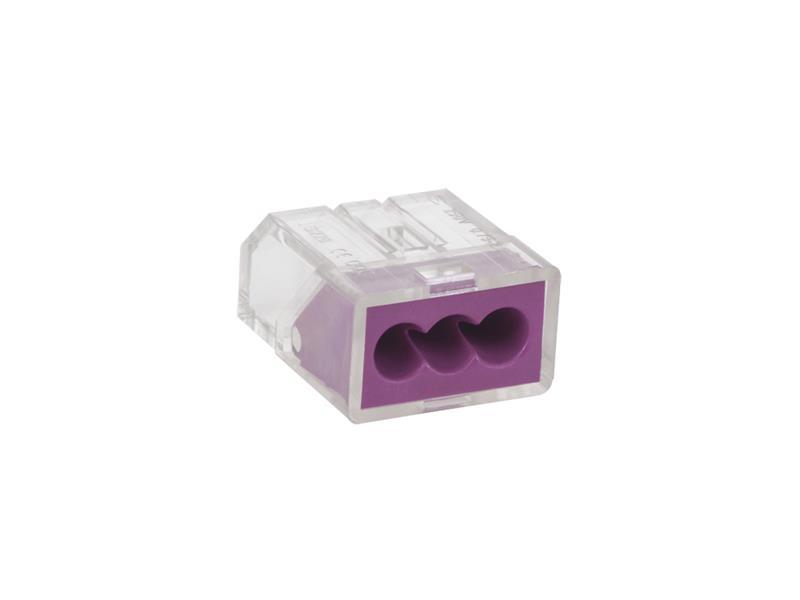 Svorka PCT28103 3 x 0,75-2,5 mm