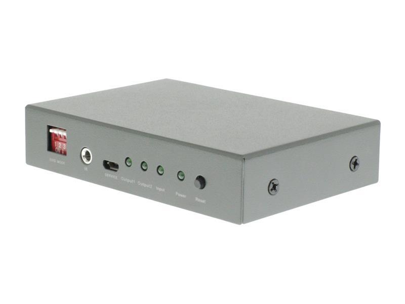Rozbočovač 1x HDMI vstup - 2x HDMI výstup KÖNIG KNVSP3402