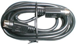 Kábel S-VHS S-VHS 2m