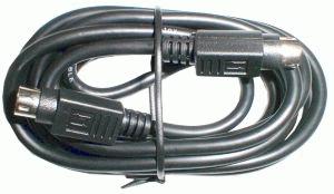 Kábel S-VHS S-VHS 4m