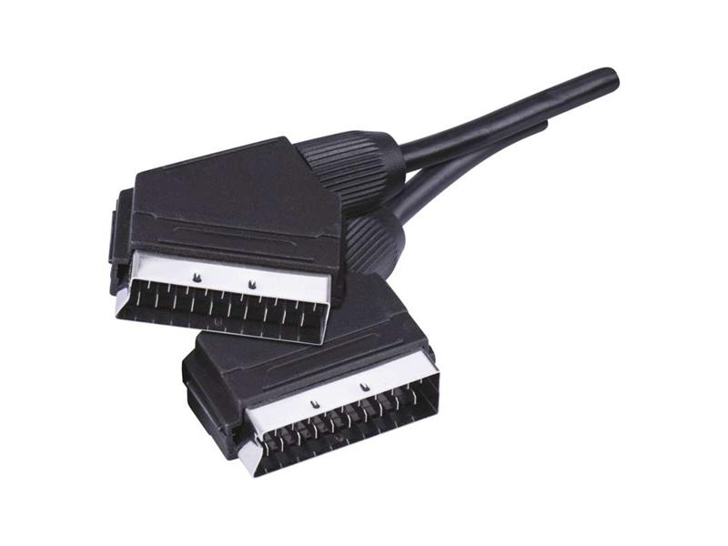 Kabel EMOS SCART/SCART 21PIN 2 m