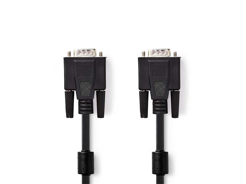 Kabel 1x VGA konektor - 1x VGA konektor 2m NEDIS