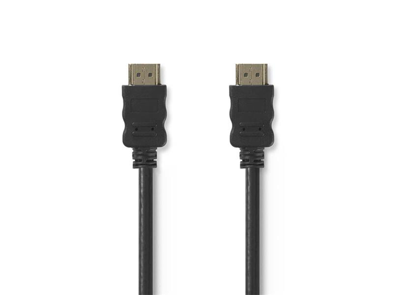 Kabel 1x HDMI konektor - 1x HDMI konektor 3m NEDIS CVGT34000BK30