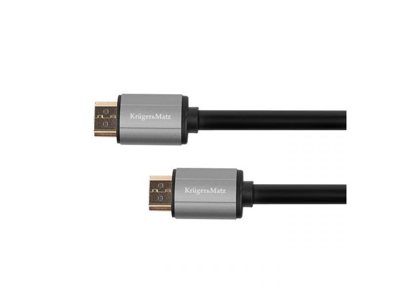 Kabel KRUGER & MATZ KM1203 HDMI 1m