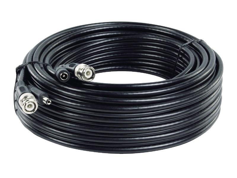 Kabel CCTV KÖNIG SAS-CABLE1050B 50m