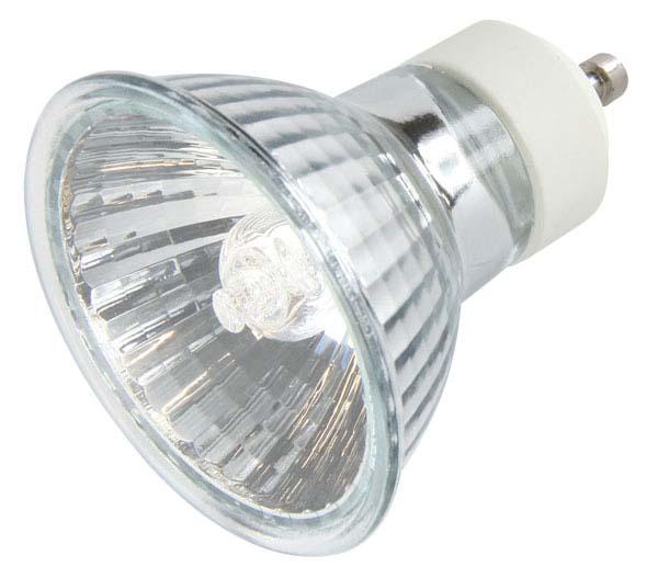 Emos Halogenová žárovka ECO GU10 230V / 40W