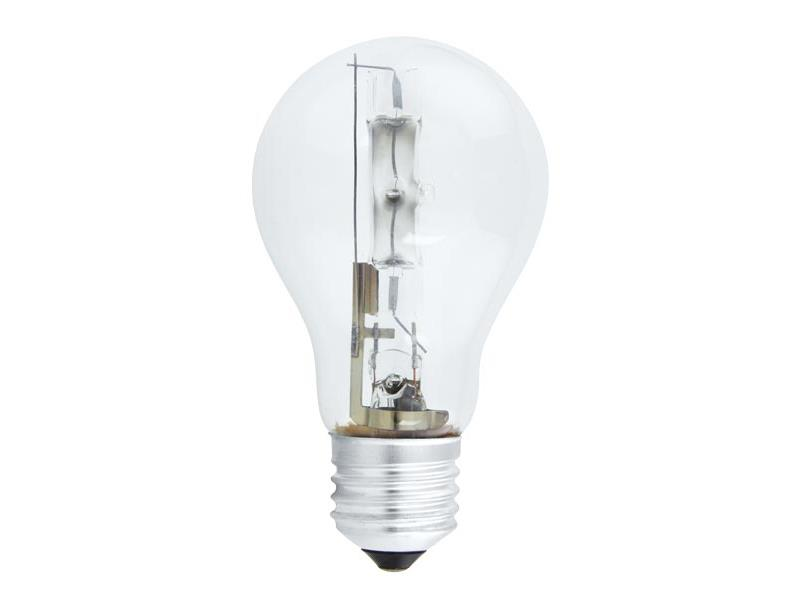 Žárovka halogenová A60 E27 105W  ECO CLASSIC