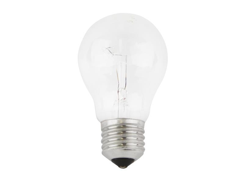 Žárovka otřesu vzdorná E27 40W