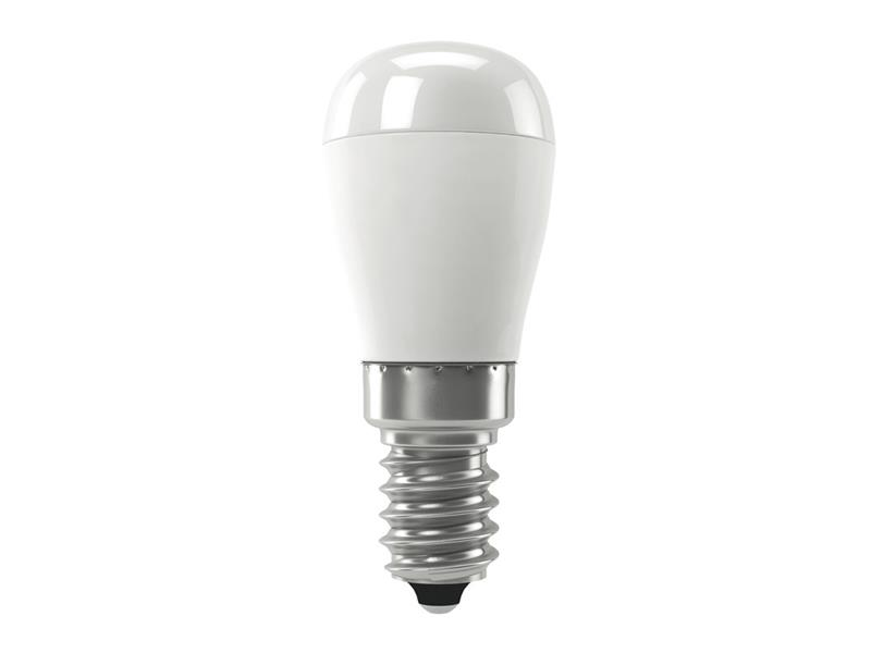 Žárovka LED do lednice E14 1W bílá studená